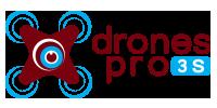 DRONES 3S PROJECT Λογότυπο